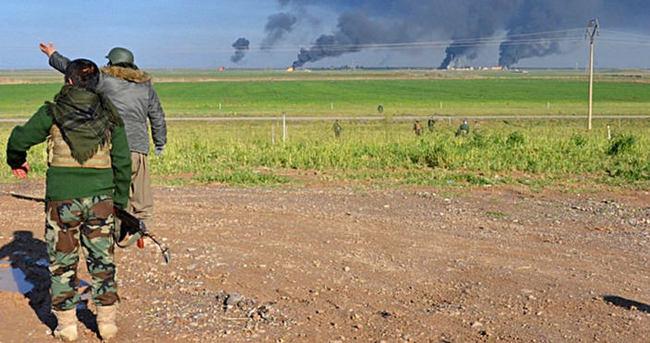 Peşmerge o bölgeyi IŞİD'den geri aldı