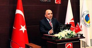 Adana'nın limanı yoksa 2023 hedefine zor ulaşır
