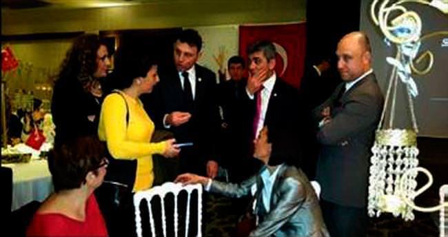 Anadolu Partisi dayanışma yemeğinde buluştu