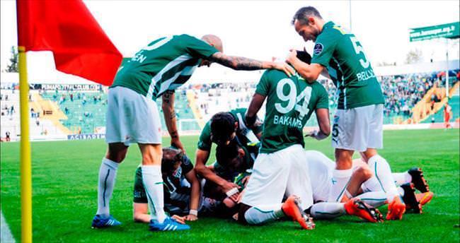 Türkiye Kupası'nda Bursaspor rüzgarı