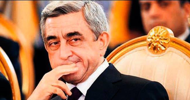 Ankara, Sarkisyan'ı kınadı