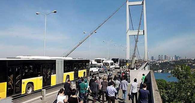 Köprü ve otoyol gelirlerinde rekor