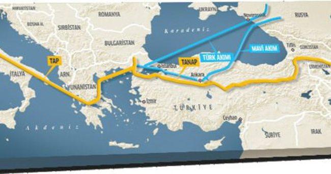 Türk Akımı Projesi'ne sürpriz öneri