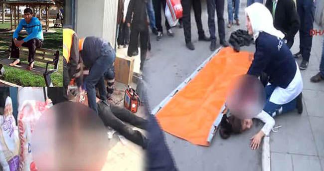 Genç aşıklar kaçış yolunda bıçaklandı: 1 ölü, 1 yaralı