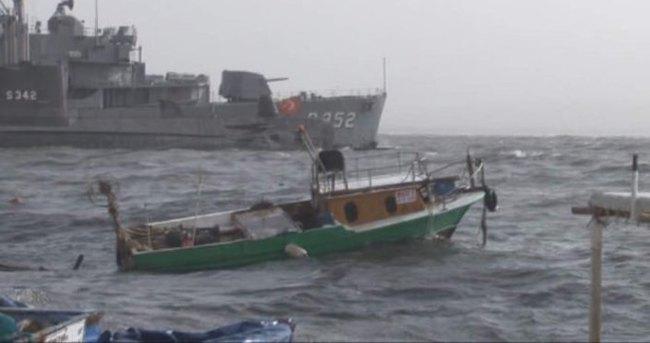 Lodos 100 tekneyi batırdı