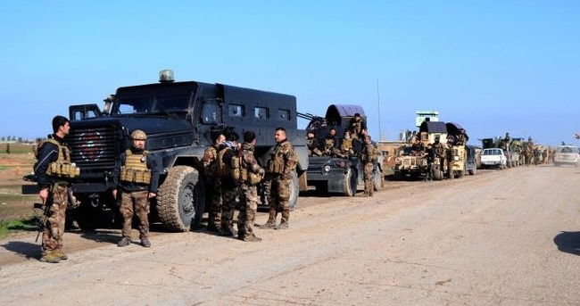 IŞİD'in elindeki işçiler kurtarıldı