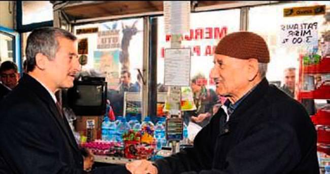 Şahinbey'de işyeri ruhsatı metrekareye sadece 1 lira
