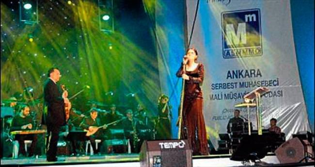 Zara'dan Başkent'te 25'inci yıl konseri