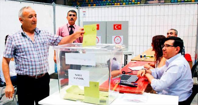 Seçimlerde ilk oy 8 Mayıs'ta atılacak