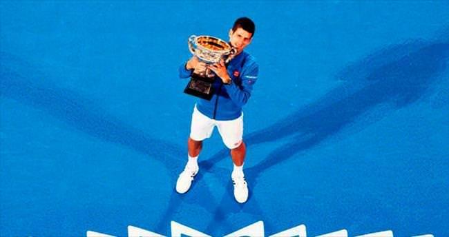 Djokovic 5'ledi