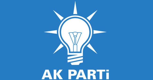 AK Parti ABD'ye temsilcilik açıyor