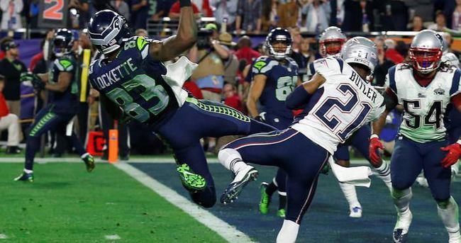 Super Bowl şampiyonu England Patriots