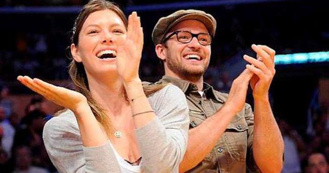 Justin Timberlake ve Jessica Biel'den bebek müjdesi
