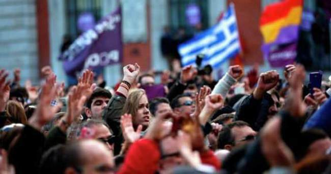 İspanya'da SYRİZA heyecanı