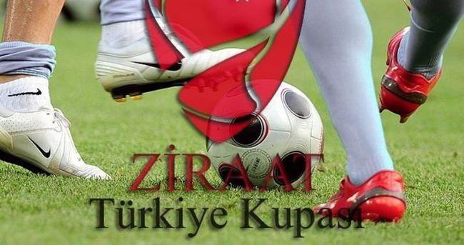 Ziraat Türkiye Kupası'nda gruplarda son hafta