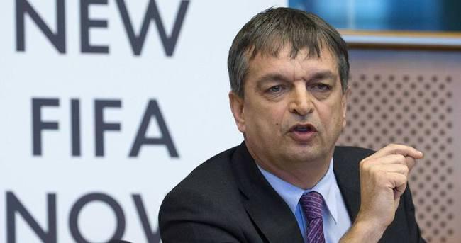 FIFA başkanlığı için beş imza toplayamadı