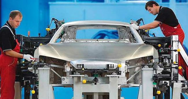 İhracatta, otomotiv sektörü birinci