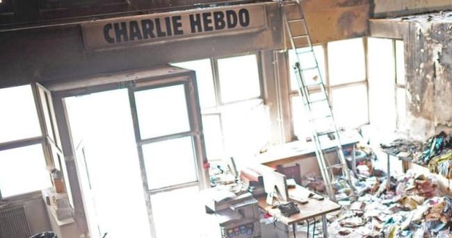 Charlie Hebdo yayını durdurdu