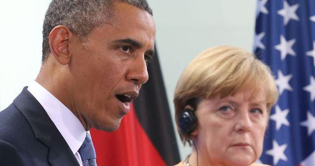 Almanya'dan ABD'ye silah uyarısı