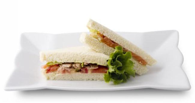 Üçgen sandviç nasıl yapılır?