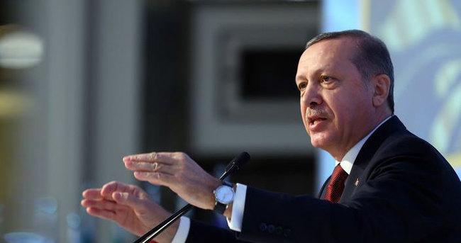 Erdoğan: Bana çirkin teklifte bulunuldu