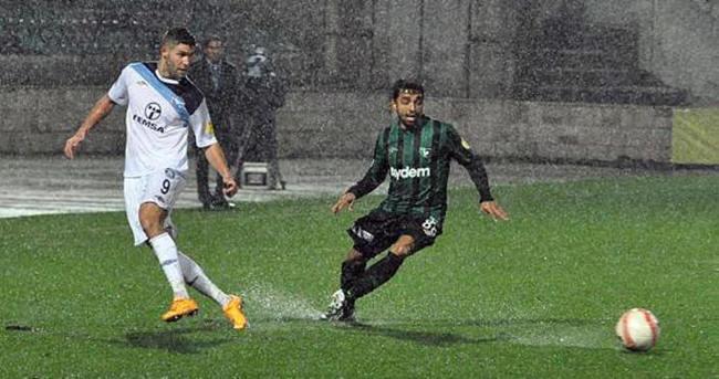 7 gollü maç Demirspor'un