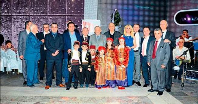 İbradı Derneği'nin İstanbul buluşması