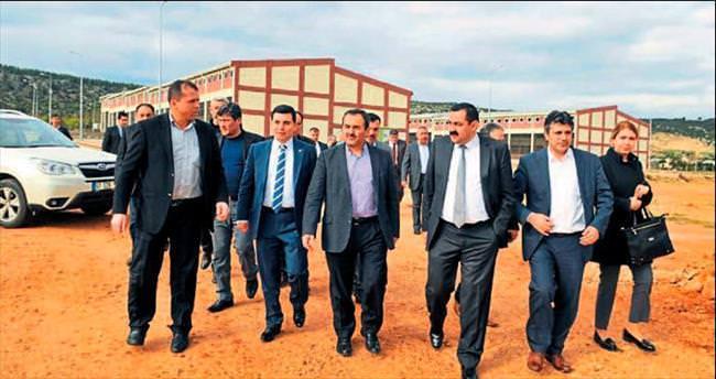 Varsak Sanayi Sitesi Antalya'nın hizmetinde