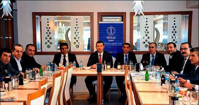 MÜSİAD İzmir'den çevreci proje