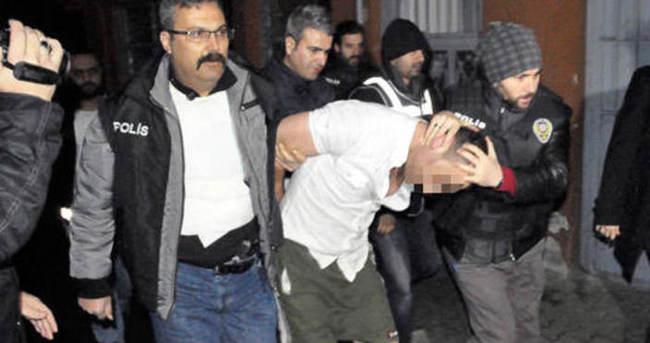 İstanbul Bağcılar'da şafak operasyonu