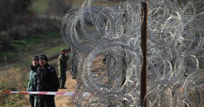 Bulgaristan, Türkiye sınırına  duvar örüyor