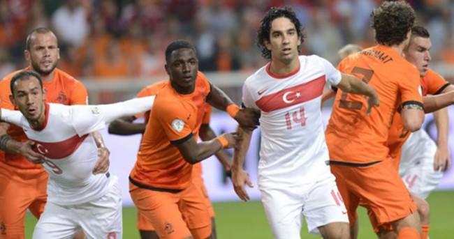 Hollanda-Türkiye biletleri satışta