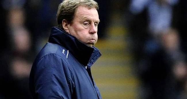 Redknapp istifa etti