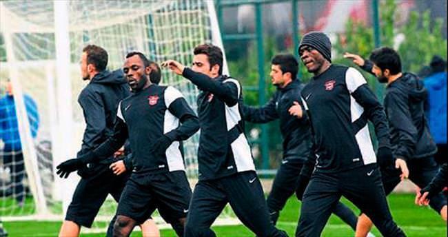 Gaziantepspor'un iki önemli maçı
