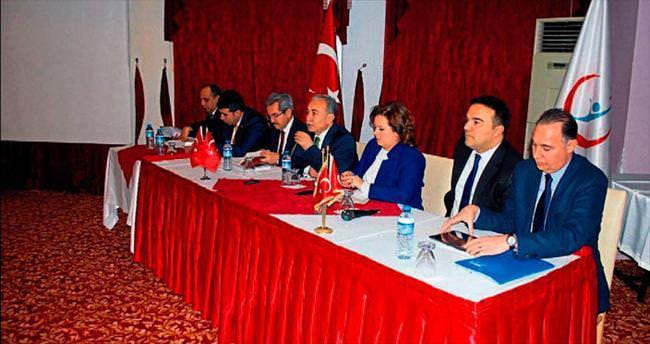 Adana'da sağlığın kurmayları 2015 yılını masaya yatırdı