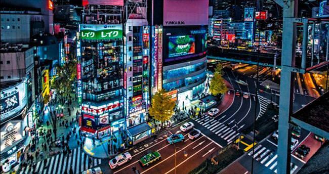 Dünyanın en güvenli kenti Tokyo