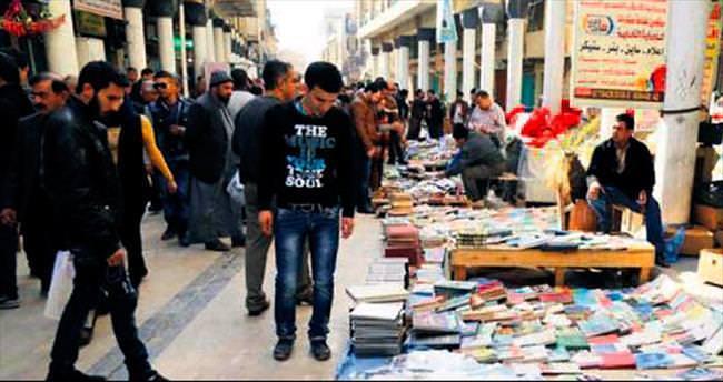 IŞİD, bu kez 2 bin kitabı katletti!