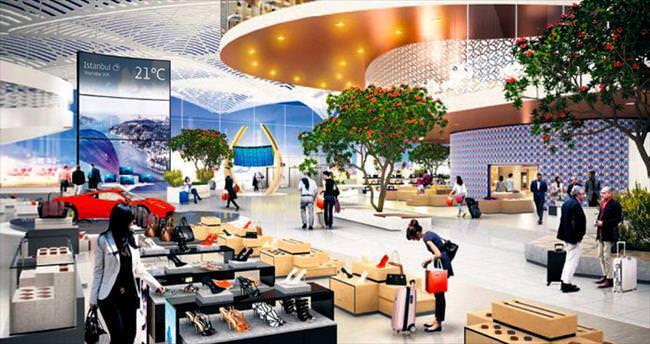 3'üncü havalimanına özel eğitim programı