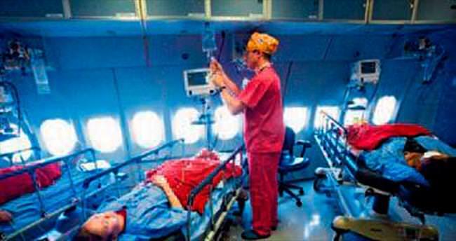 Uçan göz hastanesi