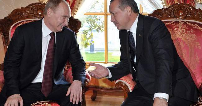 Erdoğan ve Putin bu yıl da görüşecek