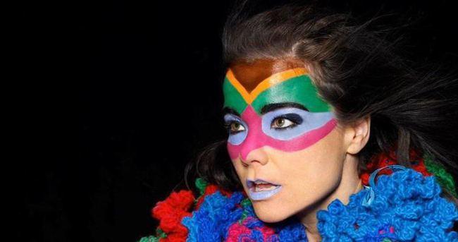Björk'ün yeni albümü internete sızdı