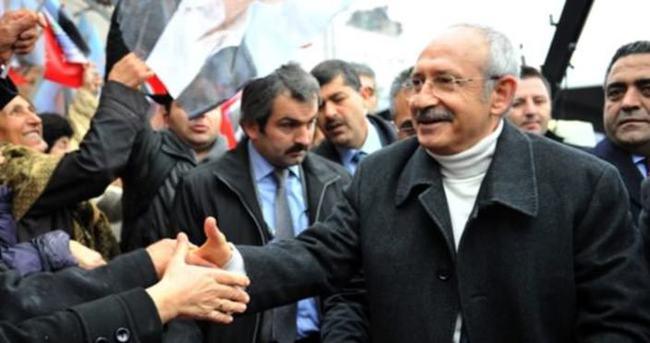 Molotof taşımayacaksan yürü Kılıçdaroğlu
