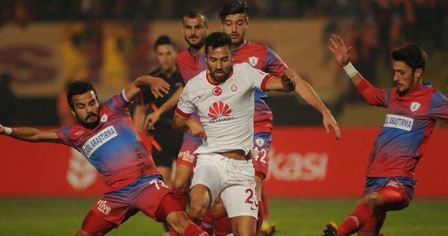 Galatasaray-Balçova Yaşamspor maçı ATV canlı izle
