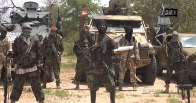 Boko Haram 100 kayıp verdi