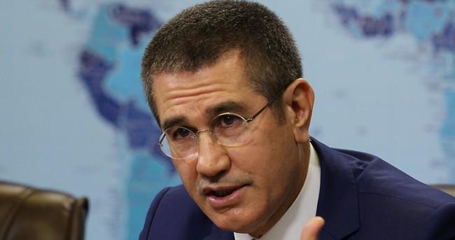 Canikli: Hedefimiz serbest ticaret anlaşması
