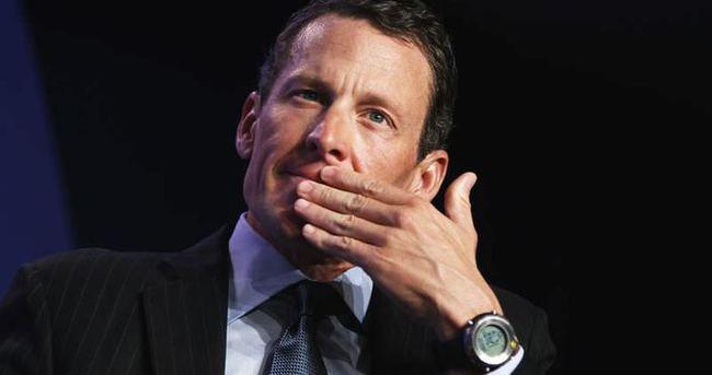 Armstrong mahkemelik oldu