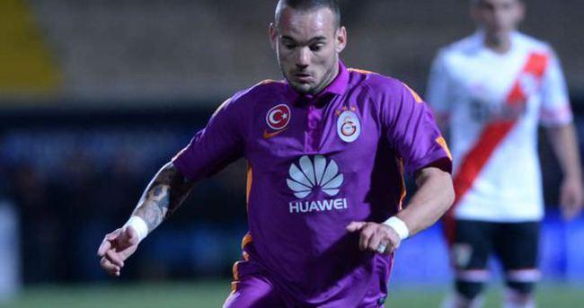 Juve'nin efsanesinden Sneijder itirafı