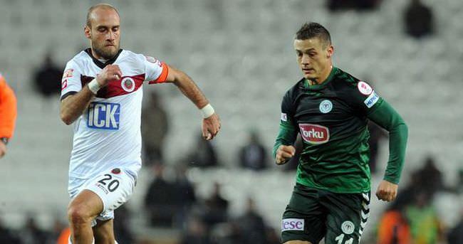 Torku Konyaspor bir üst turda