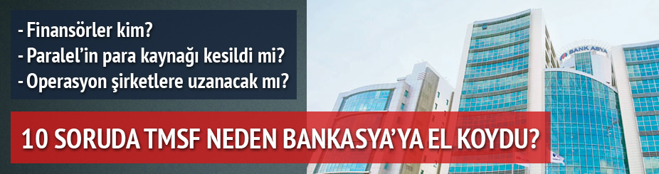 10 soruda TMSF Bankasya'ya el koydu