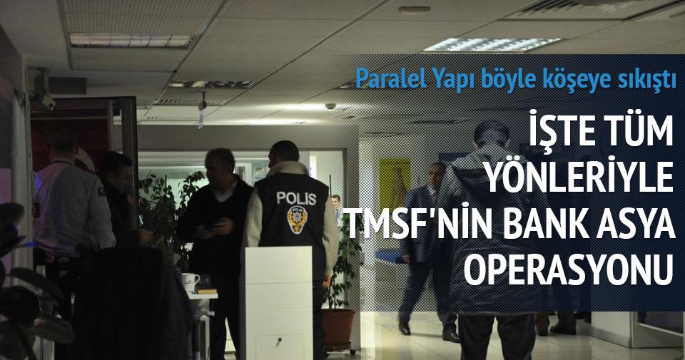 İşte tüm yönleriyle TMSF'nin Bank Asya operasyonu